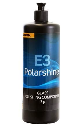 Полировальная паста для полировки стекла Mirka (Мирка) Polarshine E3, 1 л.