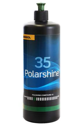 Полировальная паста Mirka (Мирка) Polarshine 35, 1 л