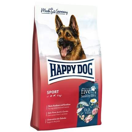 Сухой корм для взрослых собак всех пород Happy Dog Sport Adult FIT Vital  HD 14 кг