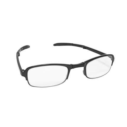 Складные увеличительные очки-лупы черные 00000026361