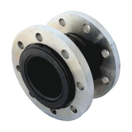 Компенсатор резиновый антивибрационный EPDM ZKV Ду 100 Ру16 флан L=150мм Danfoss 082X9035