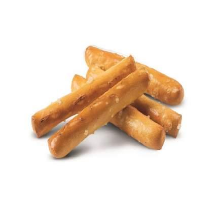 Хлебные палочки Золотой Колобок хрустящие с солью 2,3 кг