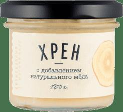 Хрен Медовый дом с медом 100 г