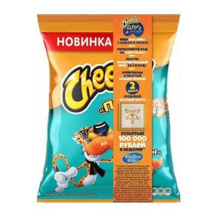 Чипсы Cheetos кукурузные Усы со вкусом пиццы 51 г