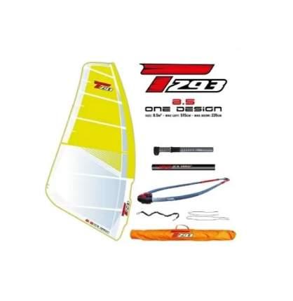 BIC Sport T293 One Design V2  (Парус, Мачта, Гик, удлинитель, стартшкот) 8.5