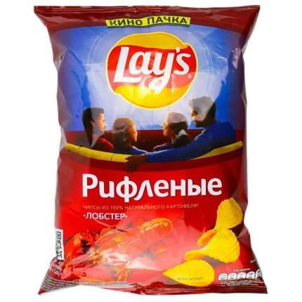 Чипсы картофельные Lay's лобстер 225 г