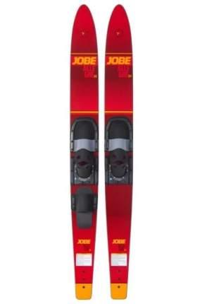 "Водные лыжи JOBE 21 Allegre Combo Skis Red 59"""