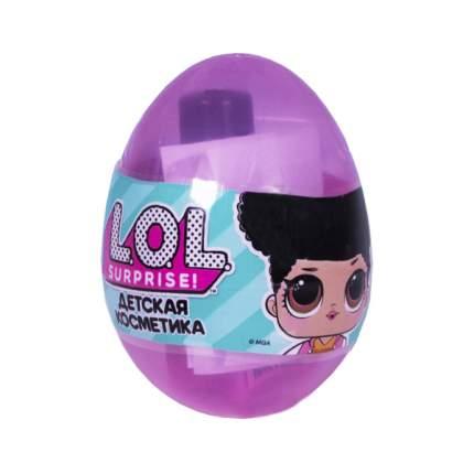 Детская декоративная косметика LOL в маленьком яйце