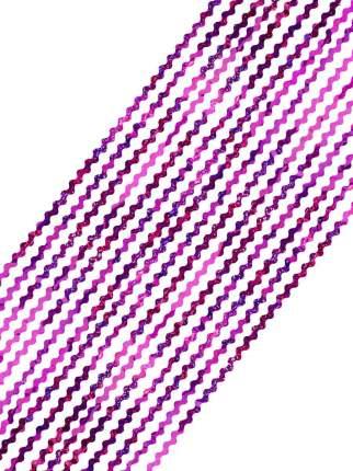 Дождик новогодний Феникс Present 75748 100 х 9 см розовый
