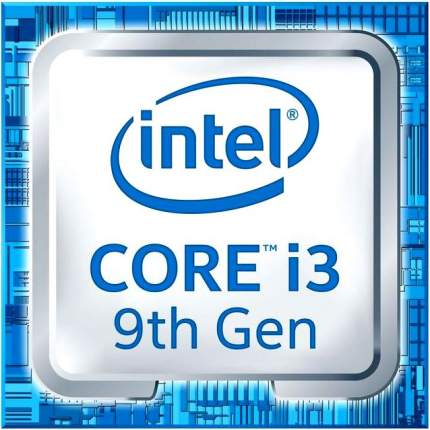 Процессор Intel Core i3-9100F  S1151 3,6GHz  6Mb OEM