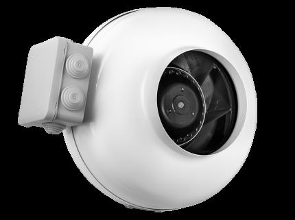 Вентилятор канальный круглый Shuft Tube 160 XL