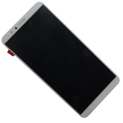 Дисплей Promise Mobile для Huawei Honor 7X (BND-L21) в сборе с тачскрином <белый>