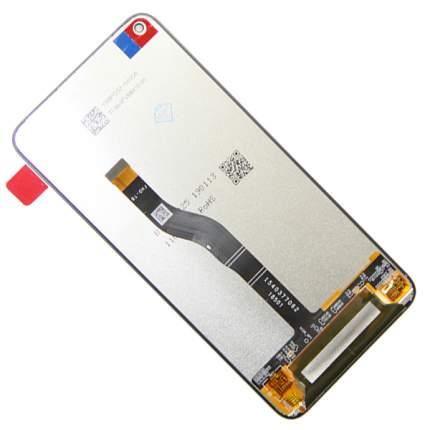 Дисплей для Huawei Honor View 20 (PCT-L29), Nova 4 в сборе с тачскрином <черный>