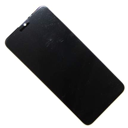 Дисплей для Huawei P Smart 2019 в сборе с тачскрином <черный> (премиум)