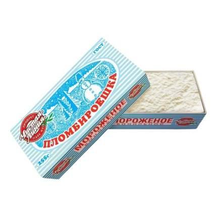 Мороженое пломбир Чистая Линия Пломбироешка ваниль 255 г бзмж