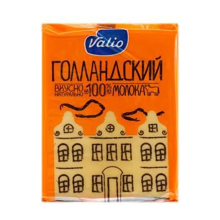 Сыр твердый Valio Голландский 45% 350 г бзмж