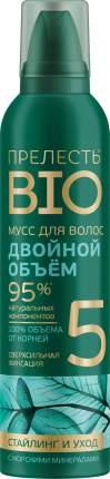Мусс для волос Прелесть-Био 46 00104 02033 9 ND