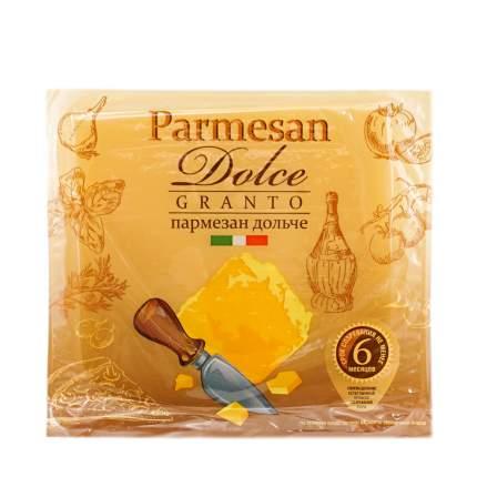Сыр твердый Dolce Пармезан 40% ~300 г бзмж
