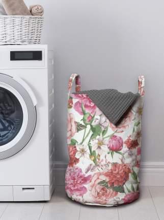 JoyArty Корзина для хранения вещей «Теплые оттенки роз» 35x50 см