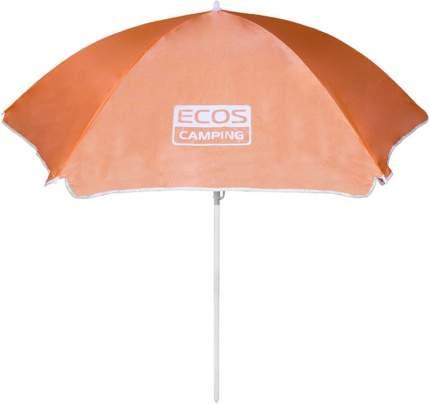 Зонт пляжный Ecos BU-05 160x6 см, складная штанга 170 см