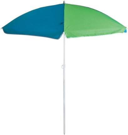 Зонт пляжный Ecos BU-66 диаметр145 см, складная штанга 170 см (999366)