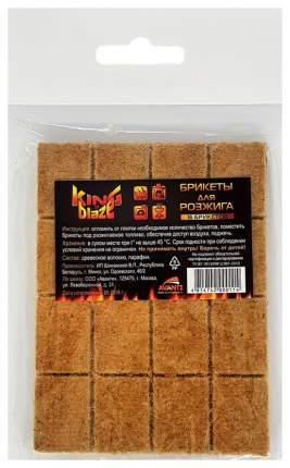 Брикеты для розжига древесные King of Blaze КВ-114 16 шт.