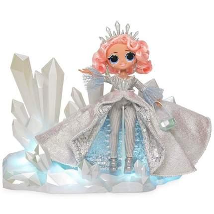 Кукла MGA Entertainment LOL OMG Зимнее диско в светящемся платье