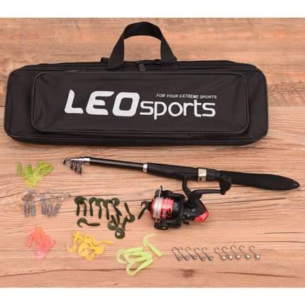 Дорожный рыболовный набор, LEOsports, 00618