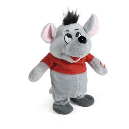 Интерактивная игрушка Ripetix De.Car2 Мышка в красном, 25160-1