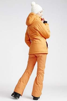 Штаны сноубордические женские Terry, оранжевый, XS