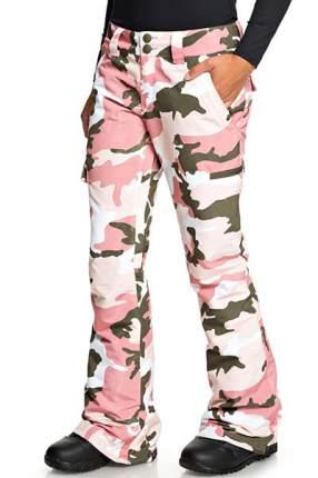 Женские сноубордические штаны Recruit DC Shoes, розовый, S