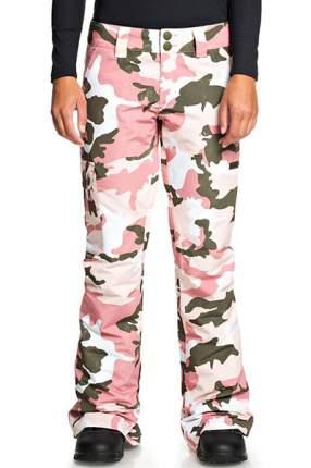 Женские сноубордические штаны Recruit DC Shoes, розовый, XS