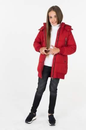 Куртка Acoola 20210130146 цв.красный р.146