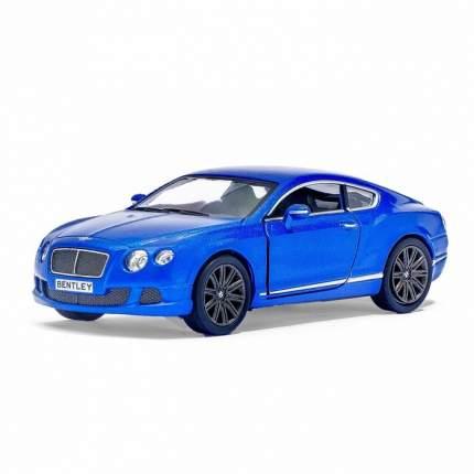 Машина металлическая Kinsmart Bentley Continental GT Speed, 1:38