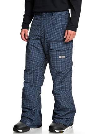 Сноубордические штаны Code DC Shoes, темно-синий, S