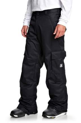 Сноубордические штаны Banshee DC Shoes, черный, L