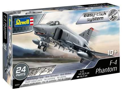 Истребитель-бомбардировщик F-4E Phantom Revell