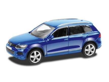 Машина металлическая RMZ City 1:43 VOLKSWAGEN TOUAREG, цвет синий