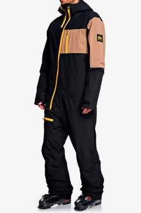 Сноубордический Quiksilver комбинезон Corbett, черный, XL