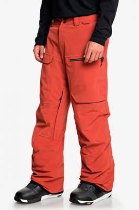 Сноубордические штаны Travis Rice Stretch Quiksilver, красный, L