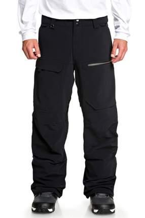 Сноубордические штаны Travis Rice Stretch Quiksilver, черный, L
