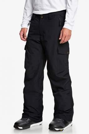 Сноубордические штаны Porter Quiksilver, черный, XXL
