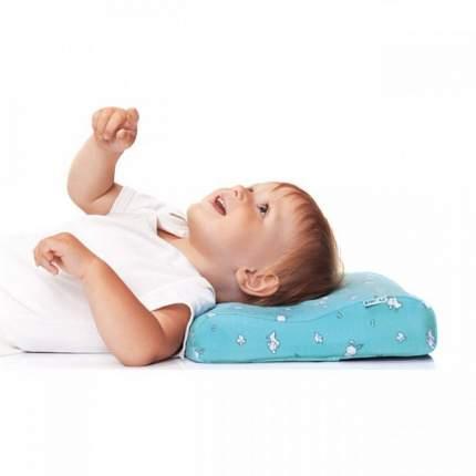 Детская ортопедическая подушка TRELAX PRIMA с эффектом памяти, от 1,5 до 3 лет