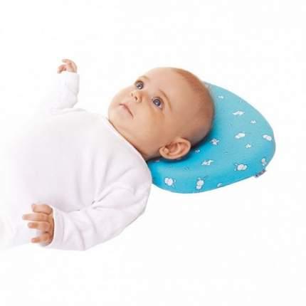 Детская ортопедическая подушка TRELAX MIMI с эффектом памяти, 1-18 месяцев