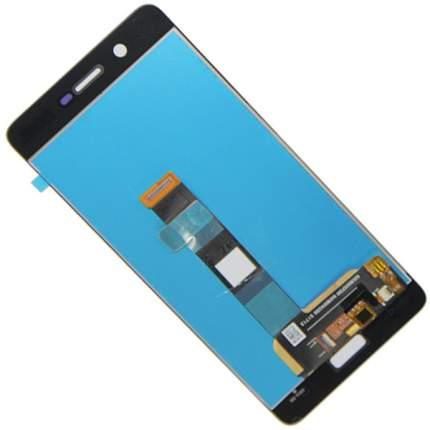 Дисплей для Nokia 5 (TA-1053) в сборе с тачскрином <черный>