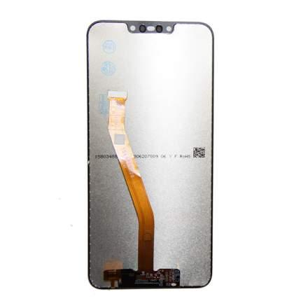 Дисплей для Huawei Nova 3 (PAR-LX1) в сборе с тачскрином Black