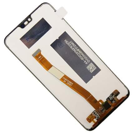 Дисплей для Huawei Honor 10 (COL-L29) в сборе с тачскрином (без отпечатка пальца) Black