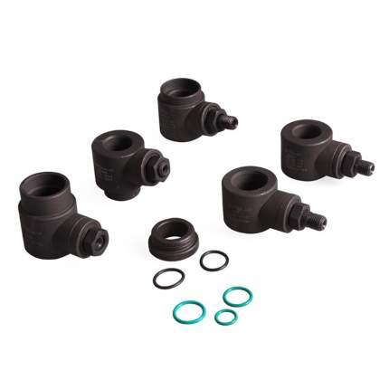 Набор адаптеров для грузовых форсунок Car-tool CT-N150B