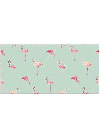 JoyArty Корзина для хранения вещей «Нашествие фламинго» 35x50 см