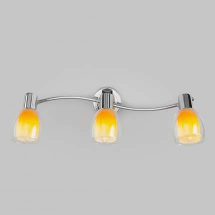 Настенный светильник со стеклянными плафонами Eurosvet 20119/3